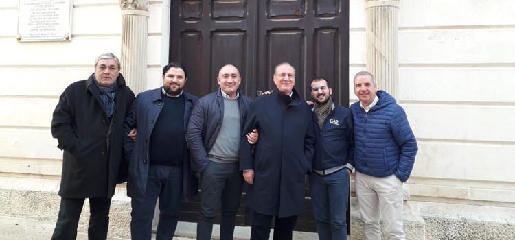 """Ruggeri incontra Noci Officina Civica: """"il vostro impegno importante e coraggioso"""""""