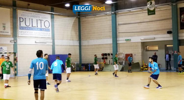 La Pallamano Noci debutta con una vittoria nel campionato di serie B