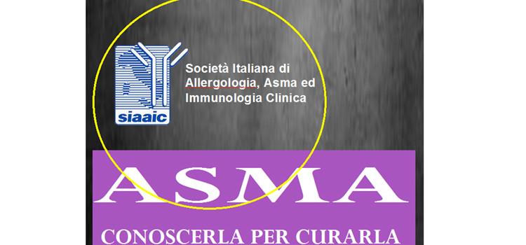 """Cresce l' """"epidemia"""" d'asma bronchiale, on line un nuovo portale per condividere conoscenze"""