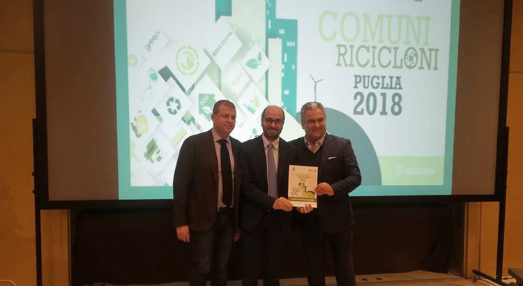 Comuni Ricicloni 2018: presentato il rapporto di Legambiente