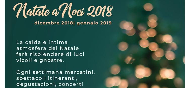 Natale a Noci 2018