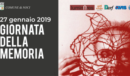 Due giorni di iniziative culturali per celebrare la Giornata della Memoria