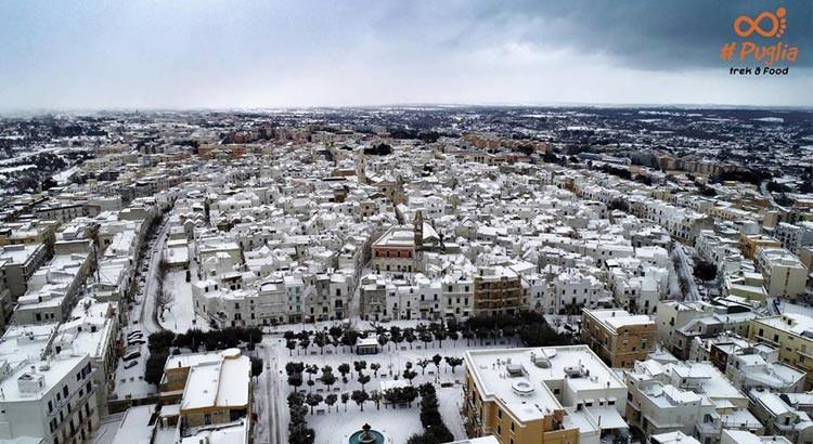 Allerta neve: i ringraziamenti del Sindaco