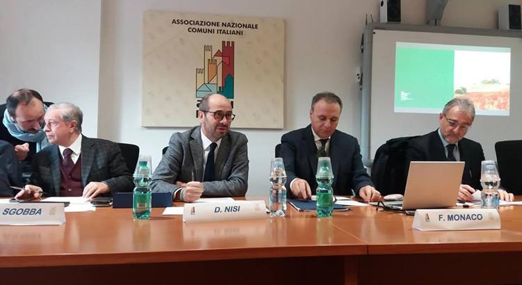 Presentato presso la sede regionale ANCI il progetto SIBaTer