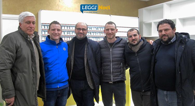 Flored, nuovo bar tabacchi in via Togliatti