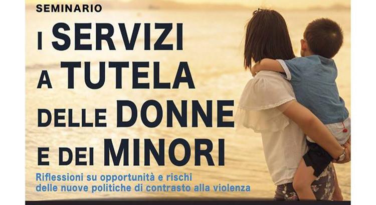 I servizi a tutela delle donne e dei minori: se ne parla il 24 gennaio a Noci