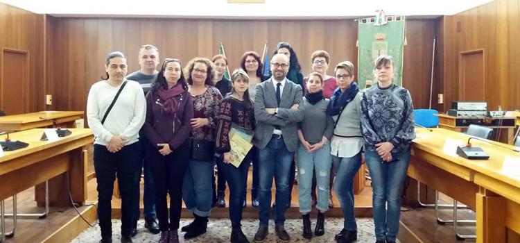 A Noci una delegazione del Comune di Ploiești (Romania)