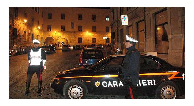 Borgo Antico di Bari: maxisequestro di droga da parte dei carabinieri