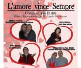 """Sabato e domenica a teatro con """"L'amore vince sempre"""""""