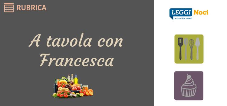 A tavola con Francesca: colomba tiramisù