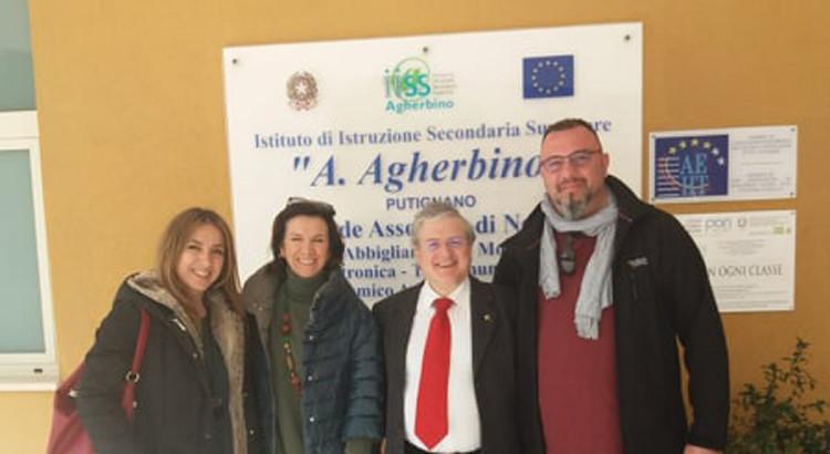 Un ponte tra Spagna e Puglia con Erasmus+
