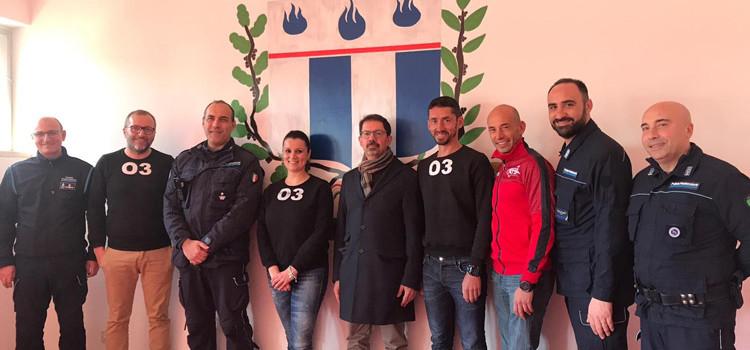 TriChance, un gruppo di detenuti gareggia al Cala Ponte Triweek 2019
