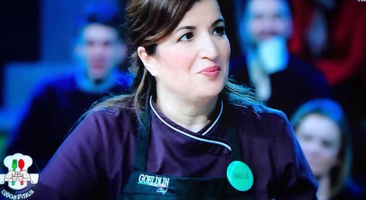 """La nocese Angela Console vince ancora a """"Cuochi d'Italia"""""""