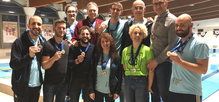 Otrè Master vince 12 medaglie a Canosa