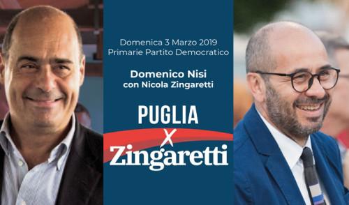 Primarie: Vince Zingaretti