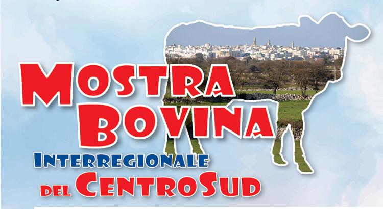 A Noci dal 5 al 7 aprile la mostra la mostra bovina interregionale del centro-sud