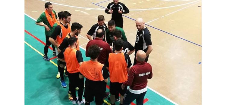 Futsal Noci: a testa alta