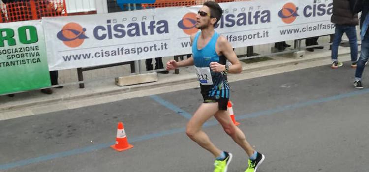 Francesco Quarato vince la XXII° Spaccanoci: 10 km in 32 minuti