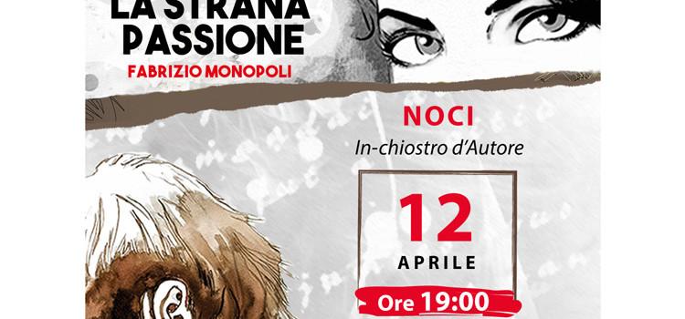 Incontro con l'autore Fabrizio Monopoli