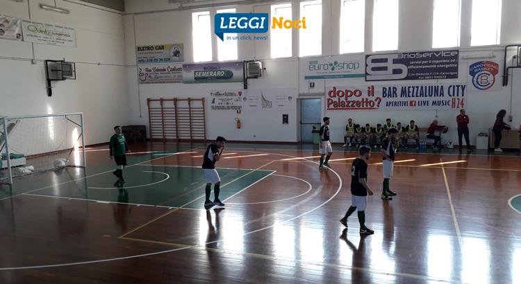 Futsal Noci: è semifinale!