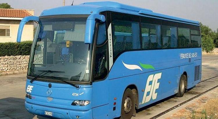 Autobus Sud-Est: ridefiniti itinerari e fermate