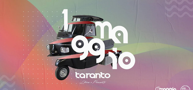 Uno Maggio, direzione Taranto!