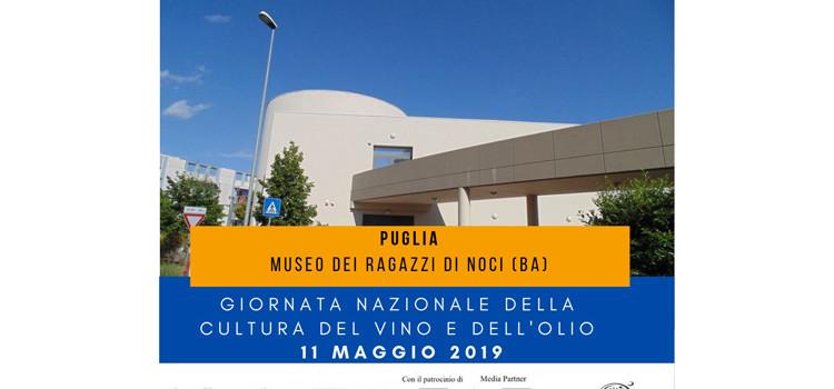 AIS Puglia celebra la Giornata Nazionale della Cultura del Vino e dell'Olio