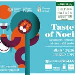 banner taste of Noci