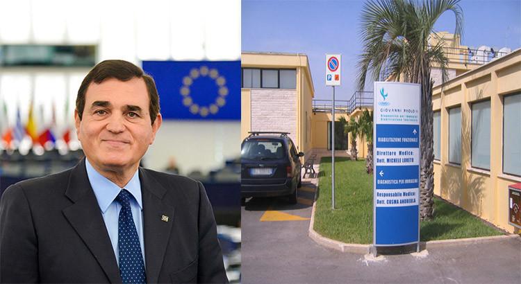 Neuromed per la salute: Patriciello salva posti di lavoro in Puglia
