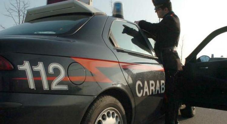 Arrestato dai Carabinieri per maltrattamenti in famiglia un 30enne marocchino