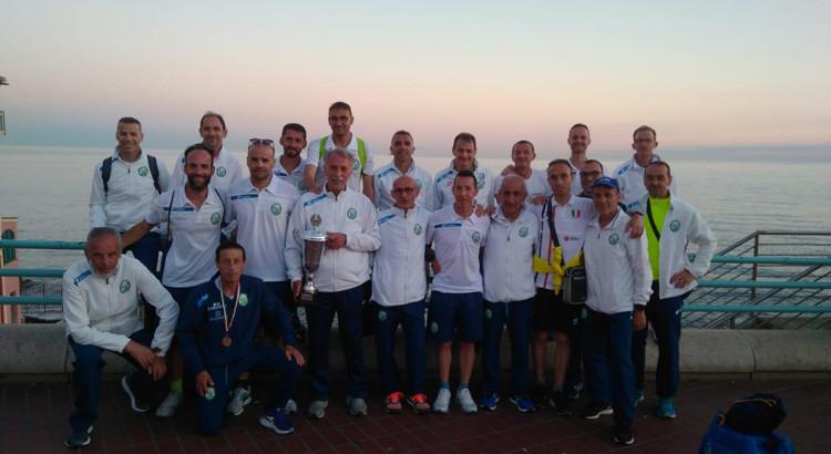 Montedoro: quinto posto al campionato italiano di 10 km di Genova