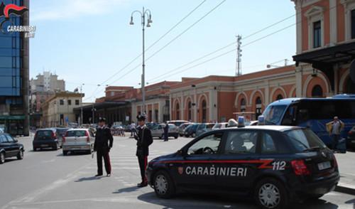 Arrestati dai Carabinieri due gambiani per rapina ad un passante e resistenza a pubblico ufficiale