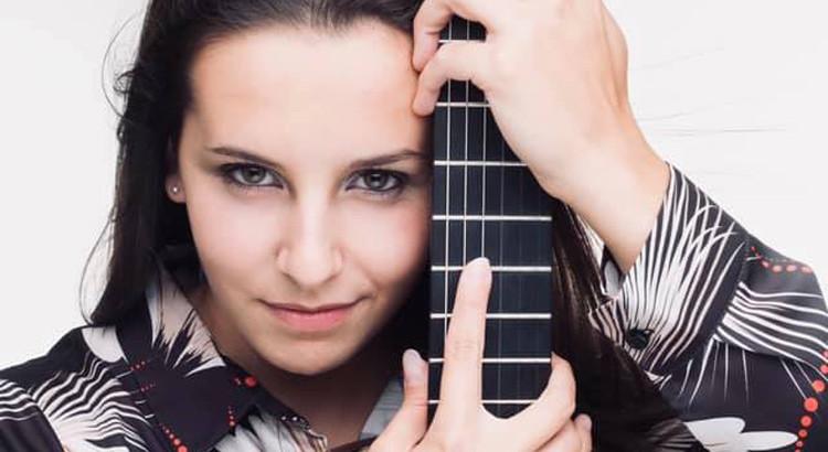 Carlotta Dalia in concerto