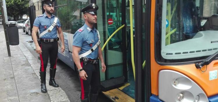 3 borseggiatori seriali arrestati dai carabinieri