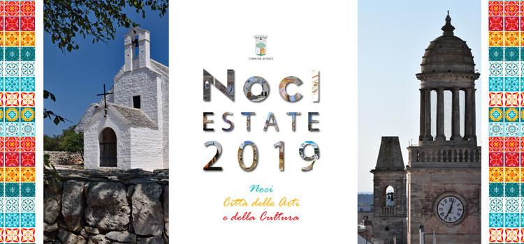 Noci Estate 2019: gli eventi della settimana