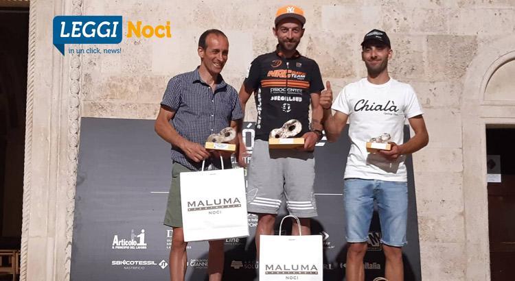 1^ edizione di Histórico: vince Cattedra, superando più di 100 bikers