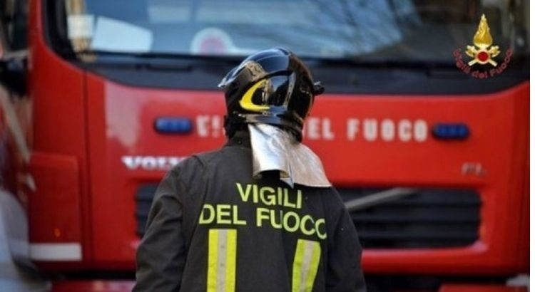 Noci: incendio in via Mancini