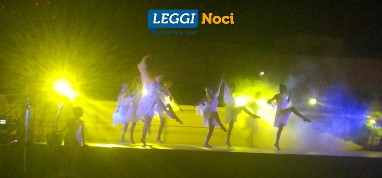 """Ballet School Danica Pettinato in scena con """"Olga di Carta"""""""