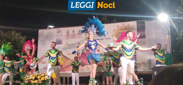 Festival internazionale del Folklore: Brasile e Slovenia danzano per Noci