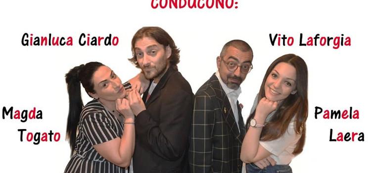 """Il Talento nasce al Sud: stasera in scena """"Comici di famiglia"""""""