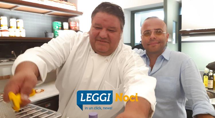 Da Roma a New York: la pizza di Stefano Callegari approda a Noci