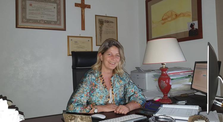 """L'Avvocato Antonia Cantore presidente del CdA della ASP """"A.M. Sgobba"""""""