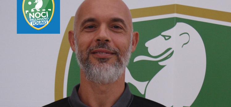 Il Prof. Donato D'Elia è il nuovo allenatore del Settore Giovanile