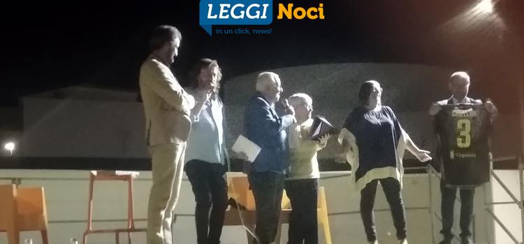 Franco Mottola torna a Noci dopo 50 anni di vita sportiva