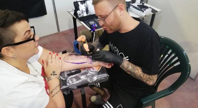 Millennium Tattoo Show: tatuaggio, arte e divertimento al Foro Boario