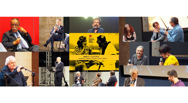Grande successo per la 4^ edizione del Piccolo festival della parola