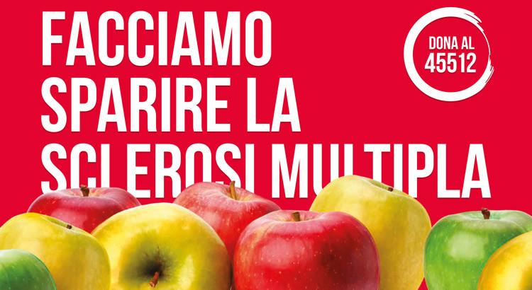 Il 5 e 6 ottobre torna la Mela di AISM a Noci e in 5000 piazze italiane