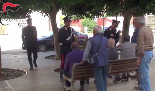 Arrestato dai Carabinieri su o.c.c. un 42enne del luogo che derubava e truffava anziani e persone appartenenti alle fasce più deboli
