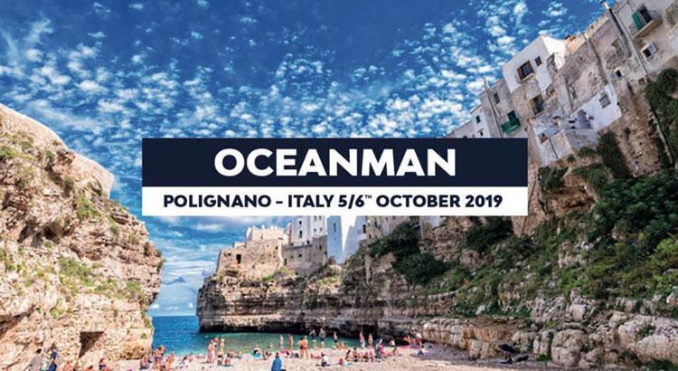 Oceanman: seconda tappa a Polignano