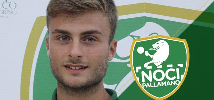 Pallamano: convocato nella Nazionale U18 il nocese De Luca